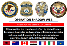 Law Enforcement takes down Infraud Organization
