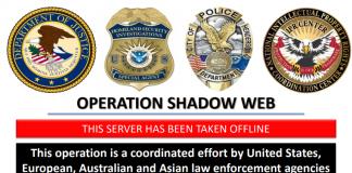 Law Enforcement takes down Infraud Organization