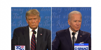 2020 presidential debate biden vs trump