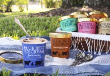 Blue Bell Creameries Ice Cream