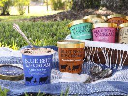 Blue Bell Creameries Ice Cream