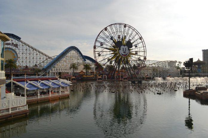 Walt Disney Company-Disneyland