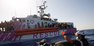 Sea-Watch 4 Rescue Operations