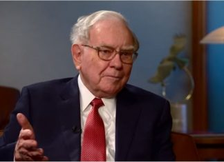 Warren Buffett screenshot