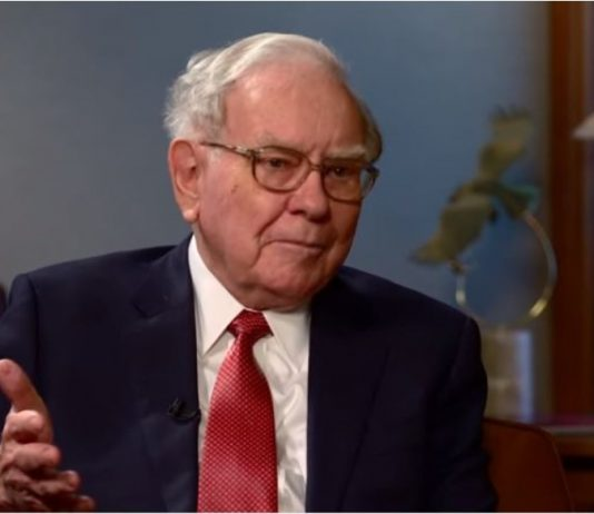 Warren Buffett screenshot