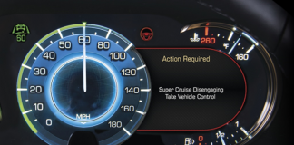 GM Cadillac Super Cruise