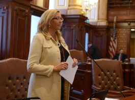 Illinois State Sen Sue Rezin