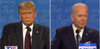 Trump vs. Biden debate