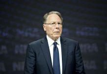 NRA CEO Wayne LaPierre