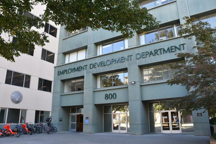 California EDD building