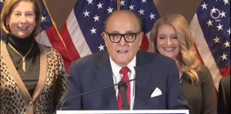 Rudy Giuliani Trump Personal Lawyer