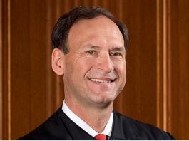 Supreme Court Justice Alito