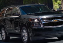 GM 2019 Chevy Tahoe