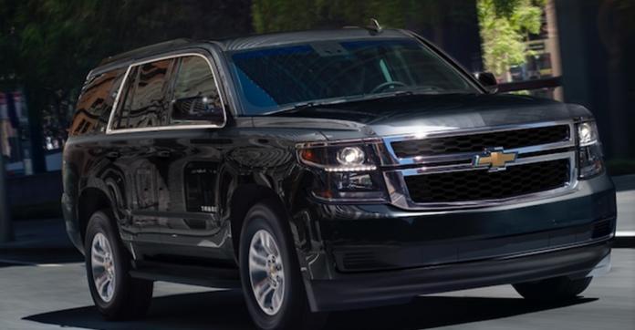 GM 2019 Chevy Tahoe