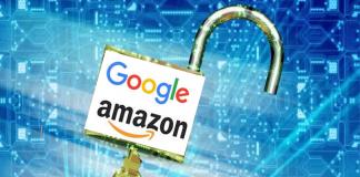Google Amazon privacy violations