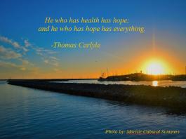 #MondayMotivation Hope