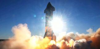 SpaceX Starship SN8 rocket