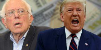 Sen. Bernie Sanders & Pres. Donald Trump