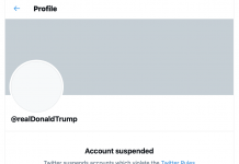 Twitter bans Trump account permanently