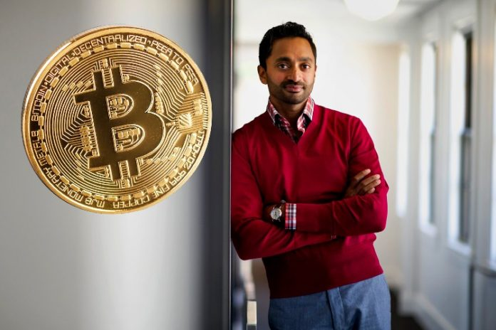Chamath Palihapitiya Bitcoin