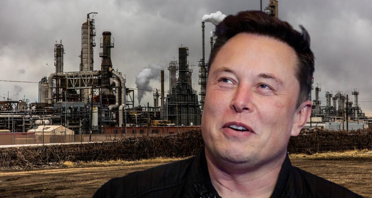 Elon Musk announces $100 million prize for carbon capturing technology