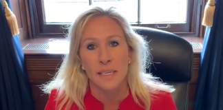 Rep. Marjorie Green plans to file articles of impeachment against biden