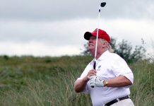 PGA distances itself from Trump