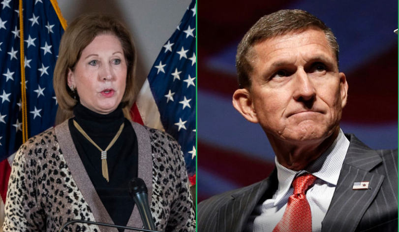 Twitter Bans Michael Flynn, Sidney Powell, and Other QAnon Accounts