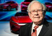 Warren Buffet BYD