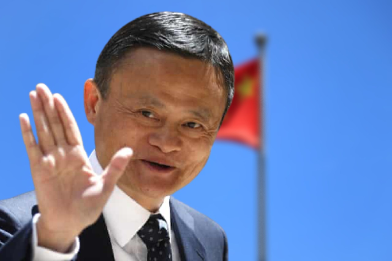Jack Ma Ends Silence with Online Video