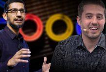 Rumble vs Google