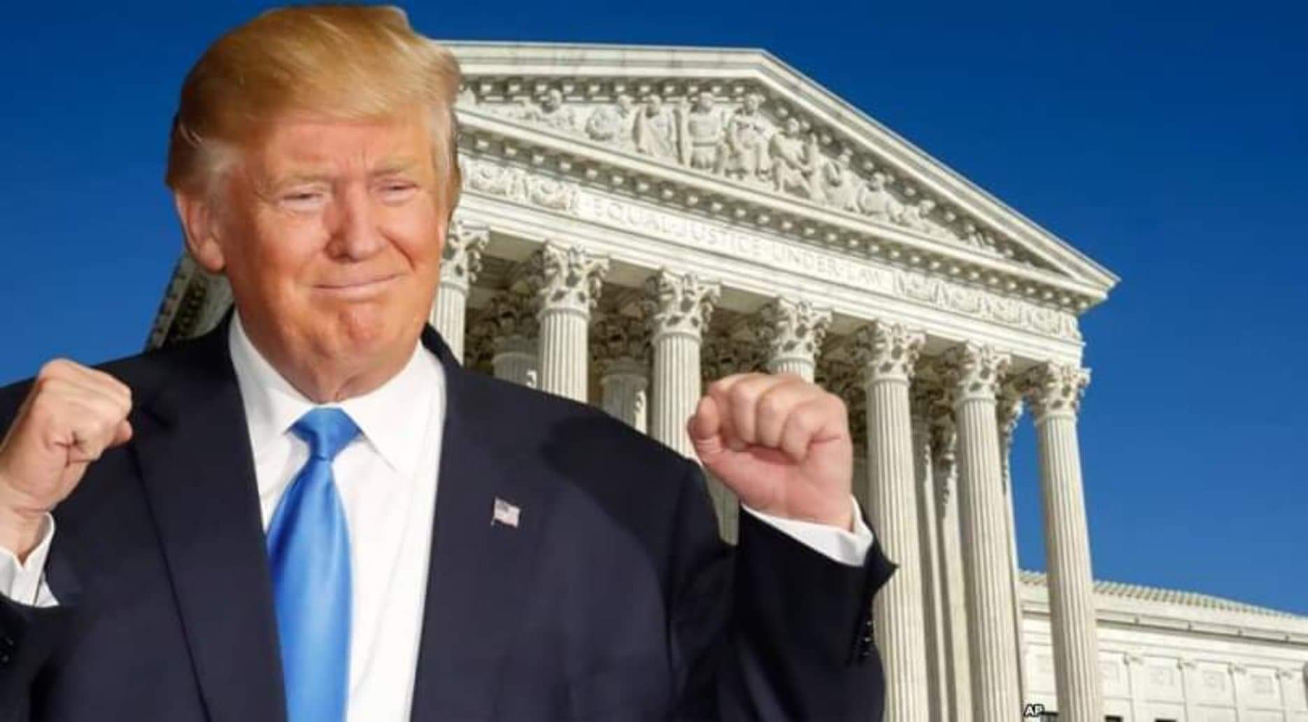 Trump emoluments lawsuits thrown out by US Supreme Court