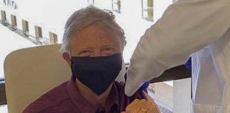 Vaccinated Bill Gates