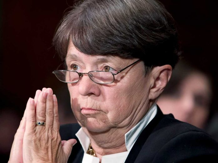 Mary Jo White former SEC chair