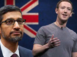 Australian News VS Google & Facebook