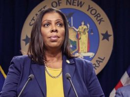 The New York City Attorney General Letitia James vs Amazon