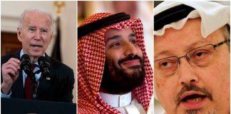 Joe Biden, Bin Salman, Khashoggi