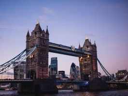 Tower Bridge, London, United Kingdom U.K.