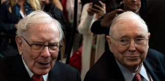 Charlie Munger and Warren buffett