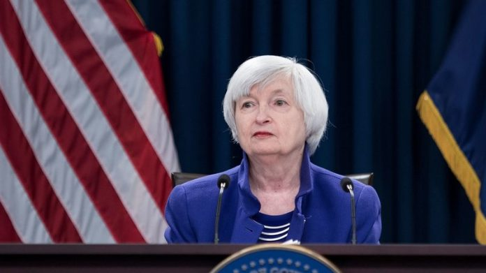 Yellen Janet U.S. Treasury Secretary