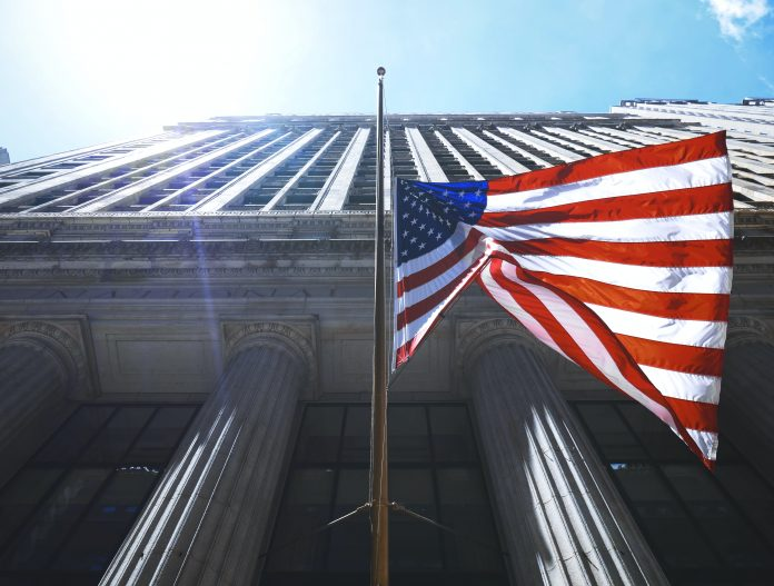 Unemployment - United States flag by Patrick Tomasso - Unsplash