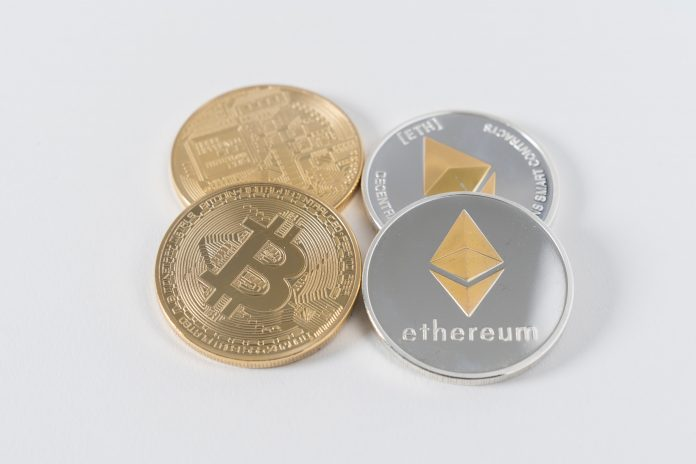 Ether vs Bitcoin