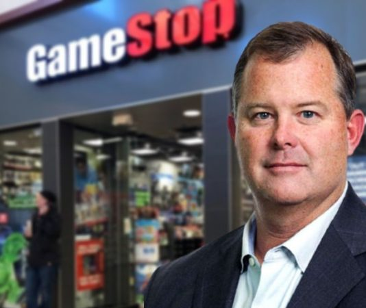 Jim Bell Chief Financial Officer at GameStop