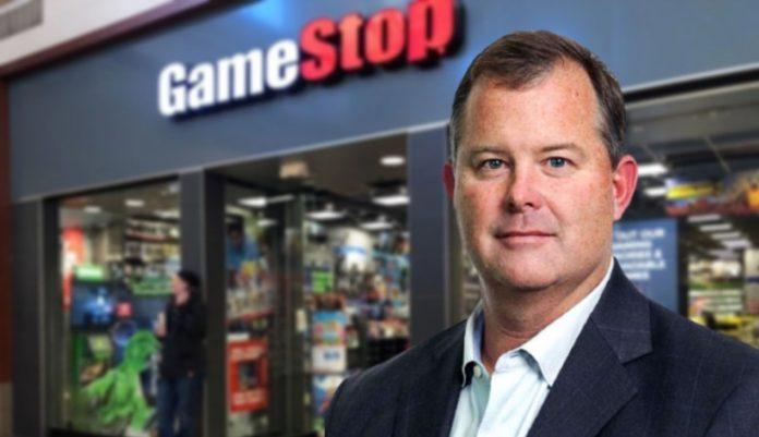 Jim Bell Chief Financial Officer at GameStop