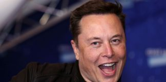 Elon Musk CEO of Tesla
