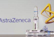 AstraZeneca vaccine shots