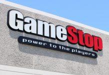 GameStop NASDAQ: GME logo