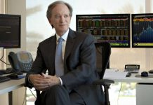 Bill Gross co-founder of Pacific Investment Management Co.
