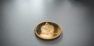 Ether cryptocurrency by Nick Chong