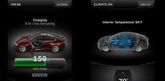 Tesla App will control car features via smart phone